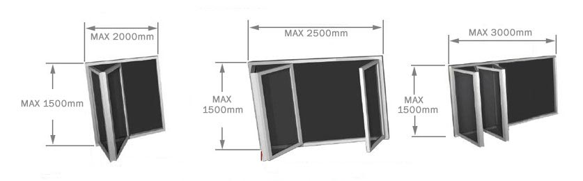 maximum sizes image