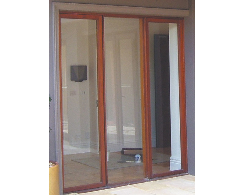 Timber Casement Window Full Height