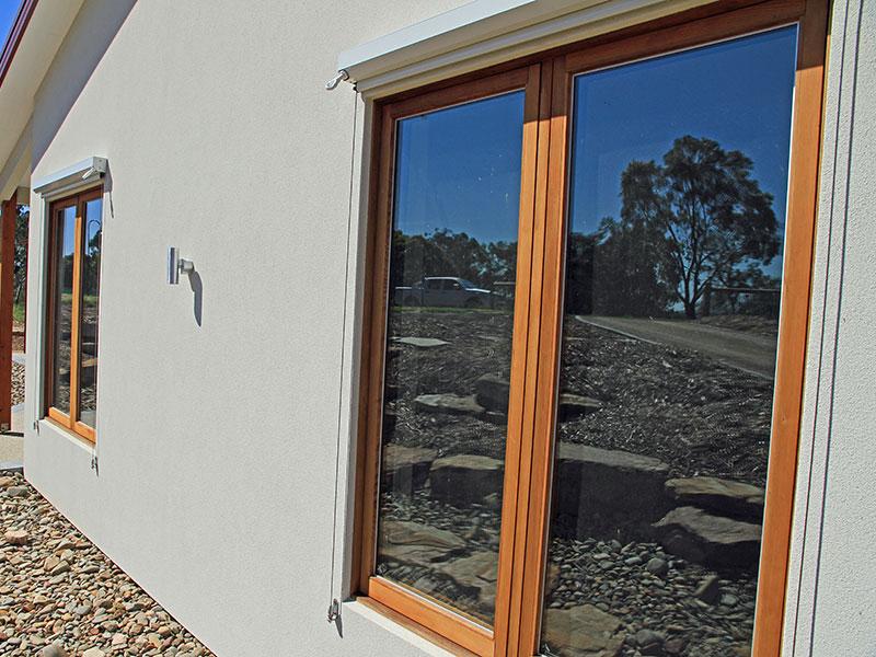 Timber Awning Window