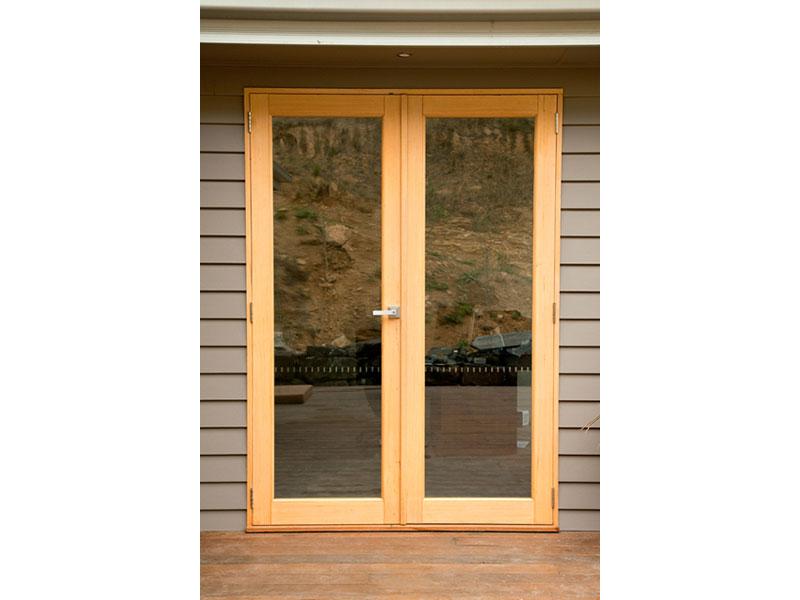 Timber Hinged Door