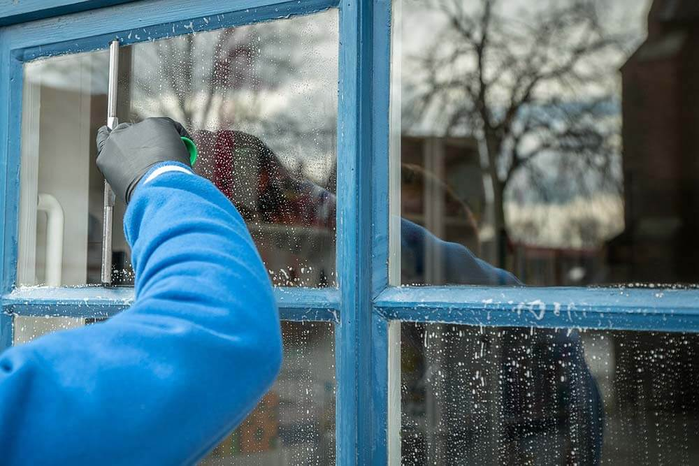 Maintaining Timber Windows