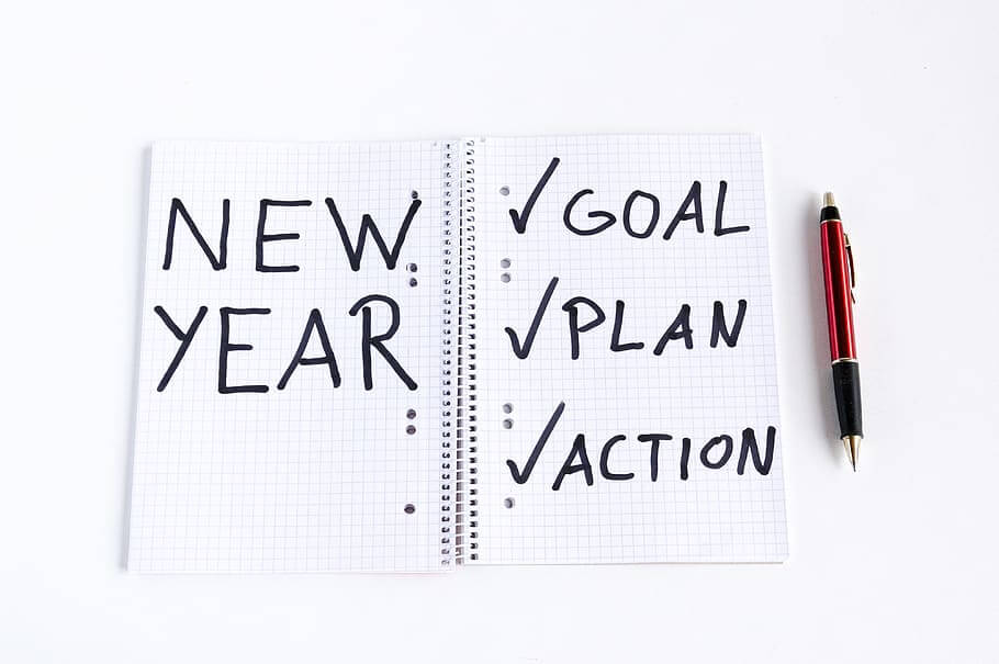 Home News Year's Resolutions