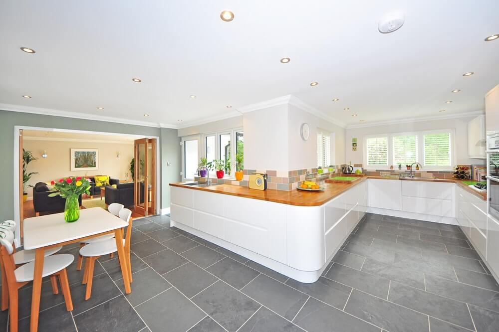 Dream Home Building Blocks- Kitchen